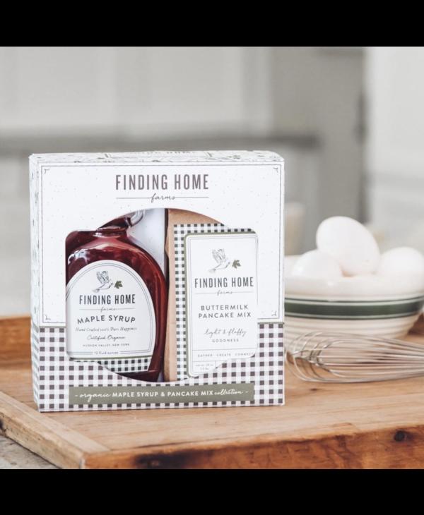 Maple Syrup & Pancake Mix Boxed Gift Set