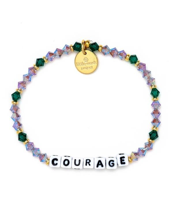 Courage in White Jewel