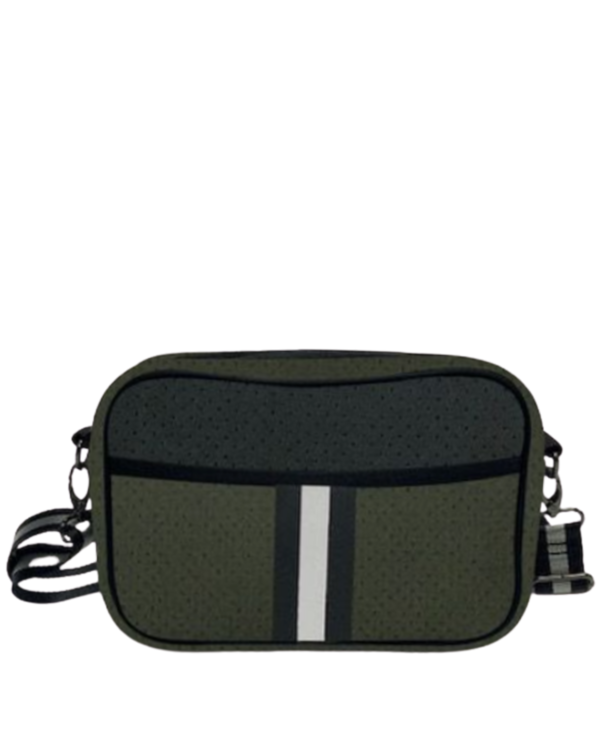 Drew Crossbody Bag in Reserve