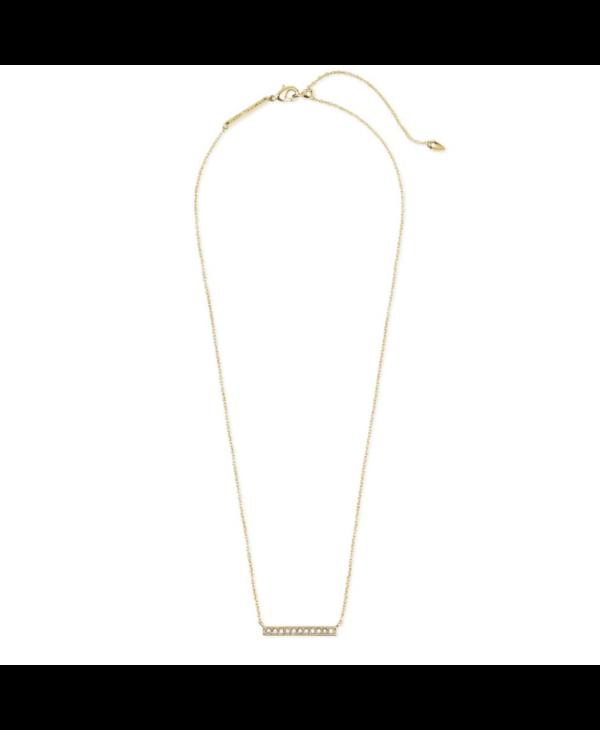 Addison Bar Necklace