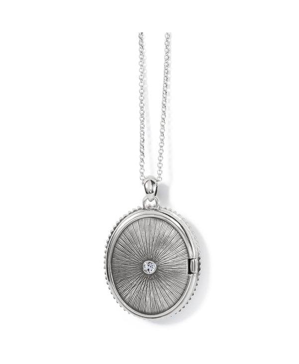 Fiona Convertible Locket Necklace