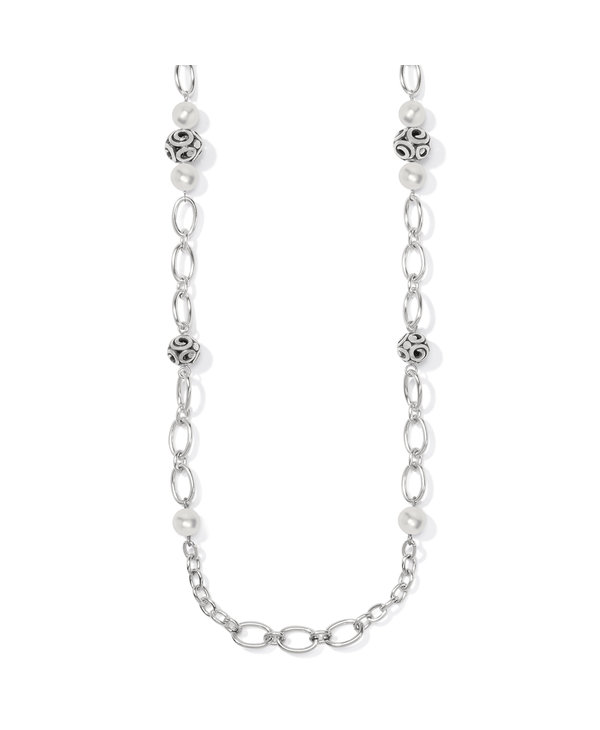 Contempo Sphere Long Necklace