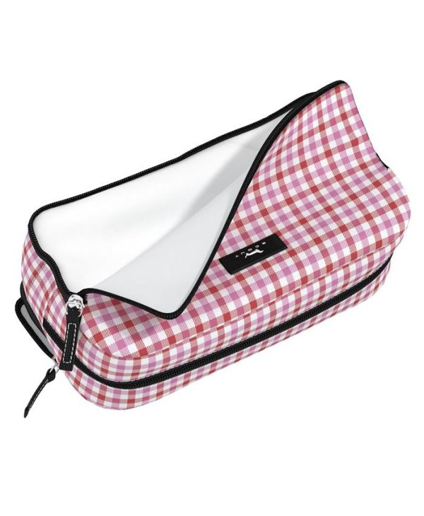 3-Way Toiletry Bag in Reality Check