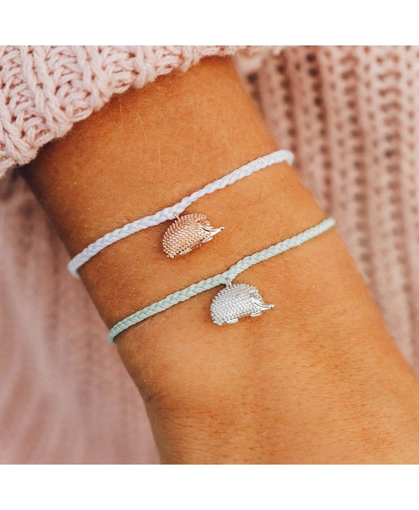 Hedgehog Charm Bracelet