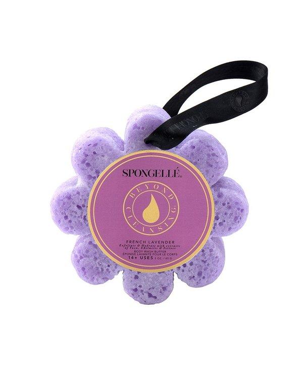 French Lavender Wildflower Bath Sponge