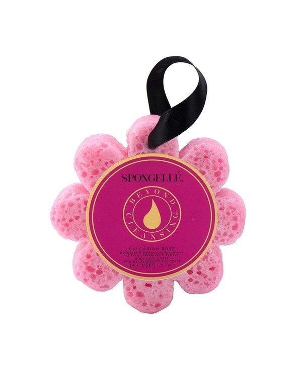 Bulgarian Rose Wildflower Bath Sponge