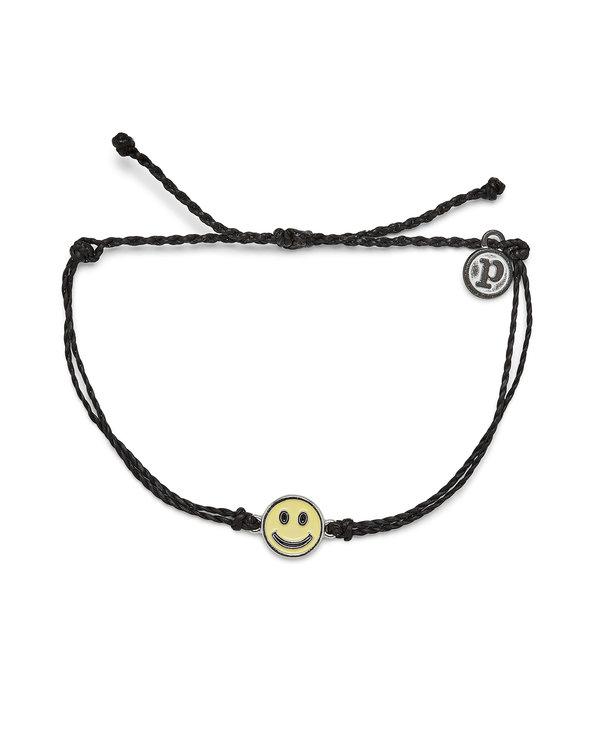 Happy Face Charm Bracelet