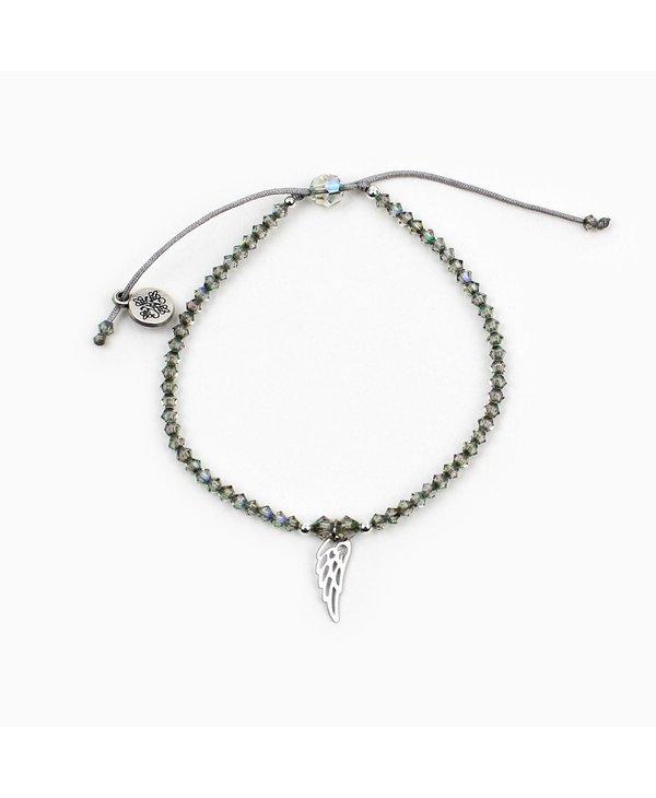 Angelic Light Bracelet in Silver