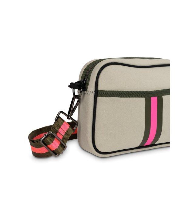 Drew Crossbody Bag in Swank