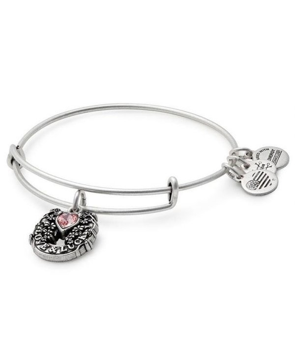 Fortune's Favor Charm Bangle Bracelet