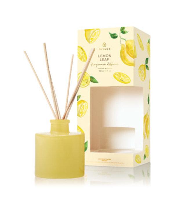 Lemon Leaf Petite Reed Diffuser