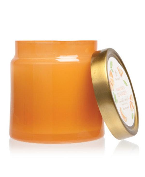 Mandarin Coriander Statement Poured Candle
