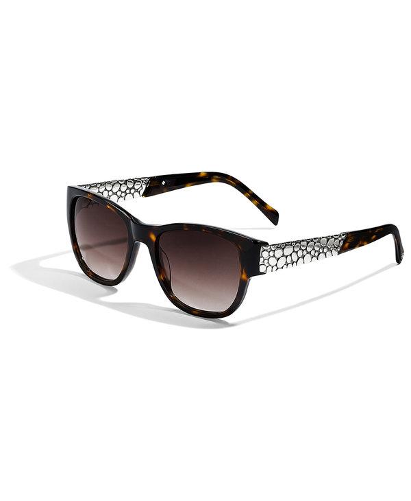 Pebble Sunglasses in Tortoise