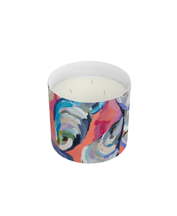 Rose Waters 3-Wick Candle