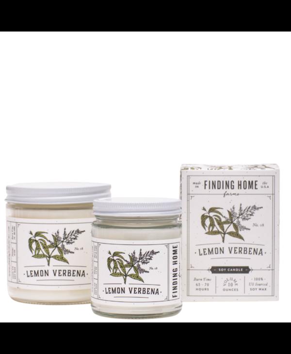 Lemon Verbena Boxed Candle