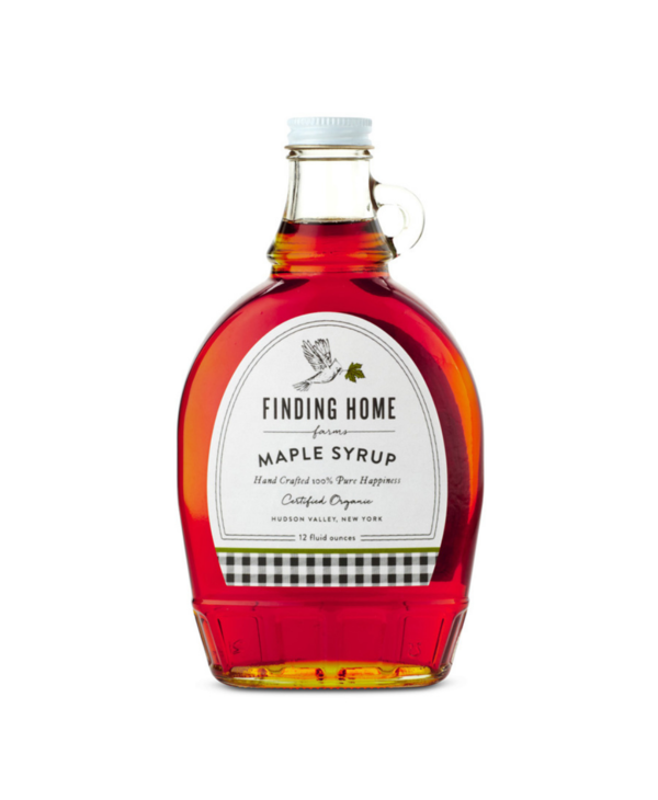 100% Pure Maple Syrup - 12oz