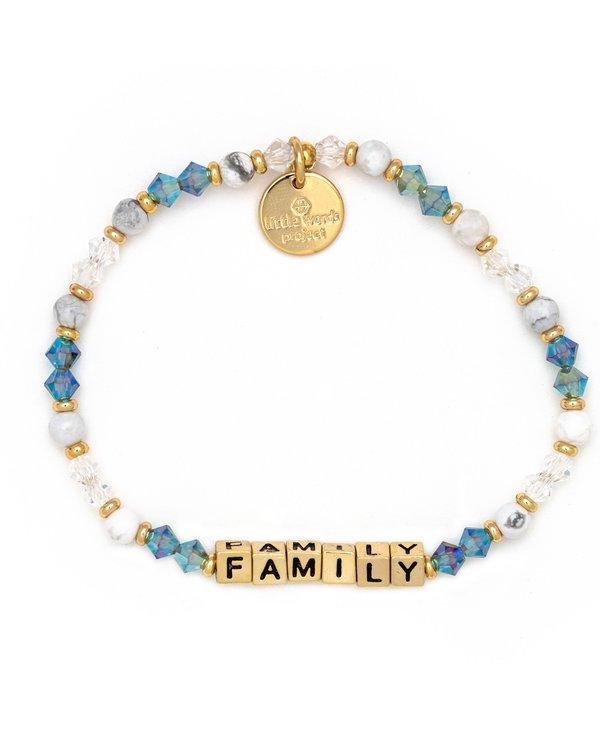 Family in Gold Moonshine