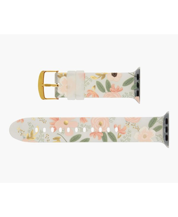Apple Watch Band in Wildflowers