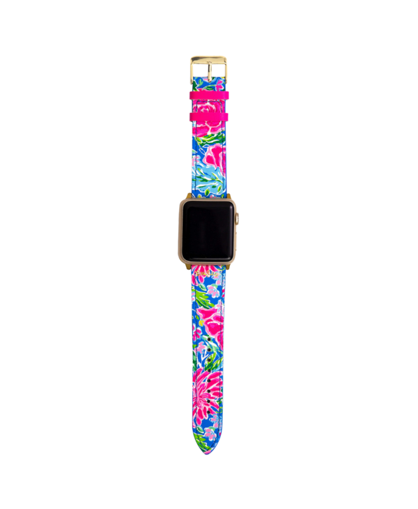Apple Watch Band in Bunny Business