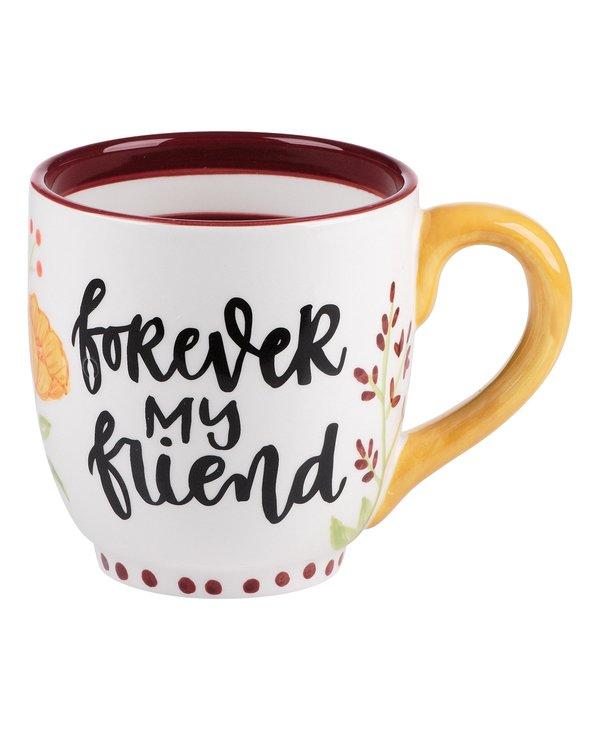 """""""Always My Mom, Forever My Friend"""" Mug"""