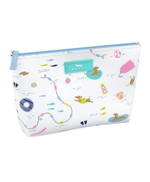 Twiggy Makeup Bag in Float Couture