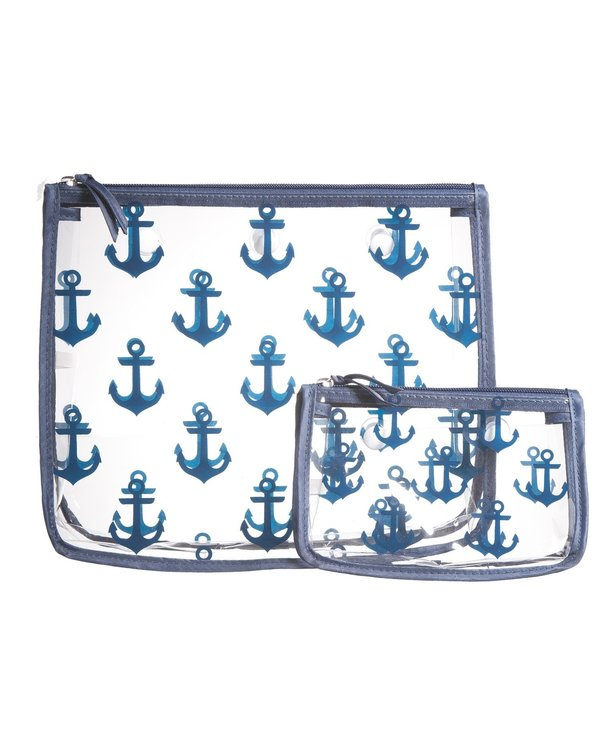 Anchor Decorative Insert Bags (Set of 2)
