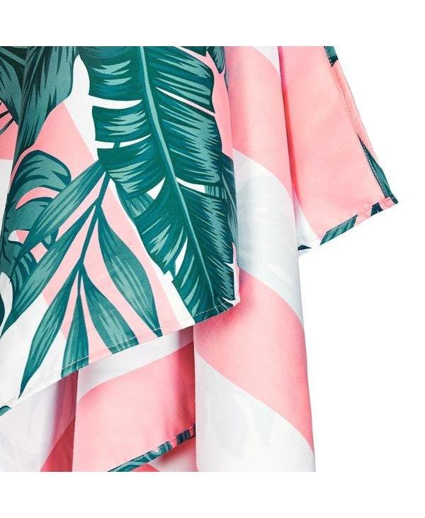 Botanical XL Towel in Banana Leaf Bliss