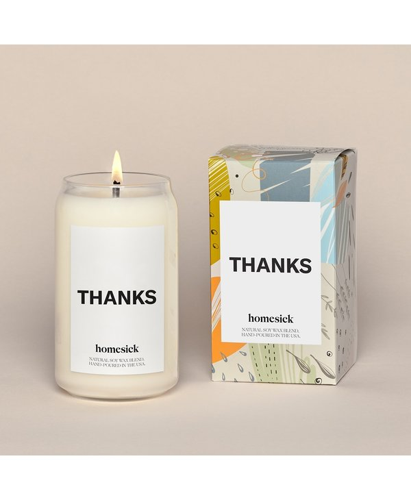 Thanks Candle