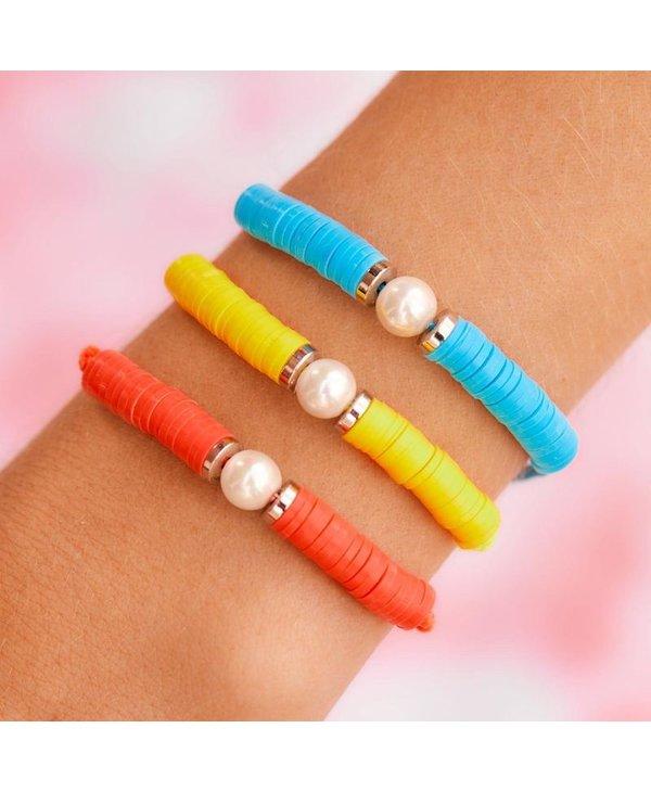 Neon Moon Bracelet