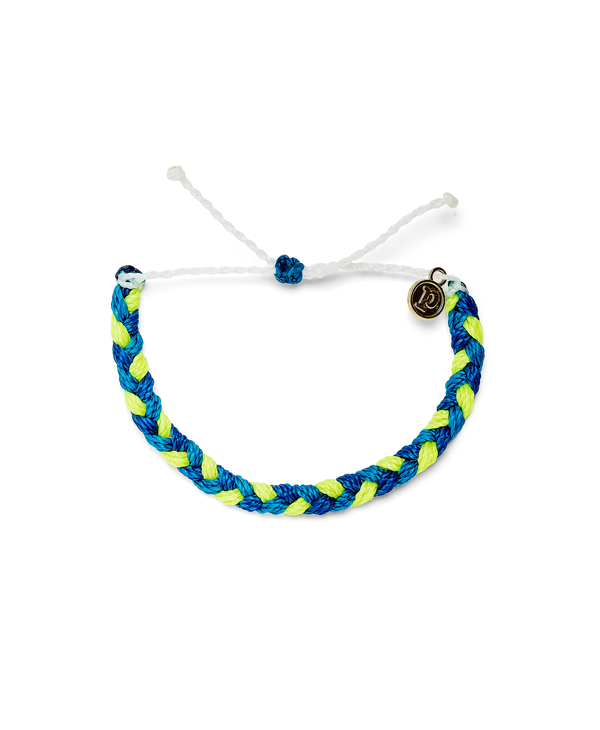 Boardwalk Multi Braided Bracelet