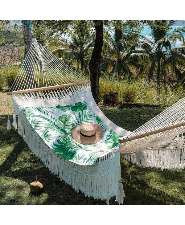 Botanical XL Towel in Palm Dreams