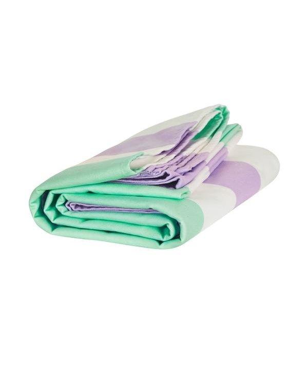 Summer XL Towel in Lavender Fields