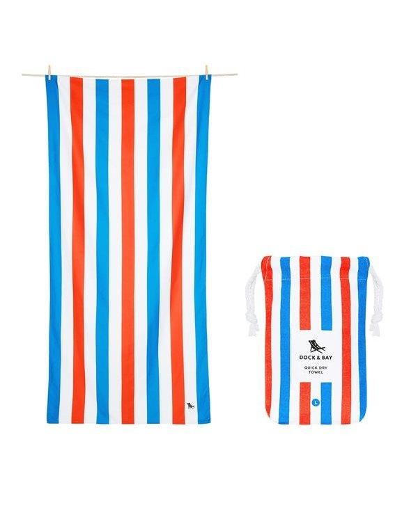 Summer XL Towel in Poolside Parties