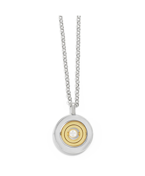 Meridian Pearl Spin Pendant