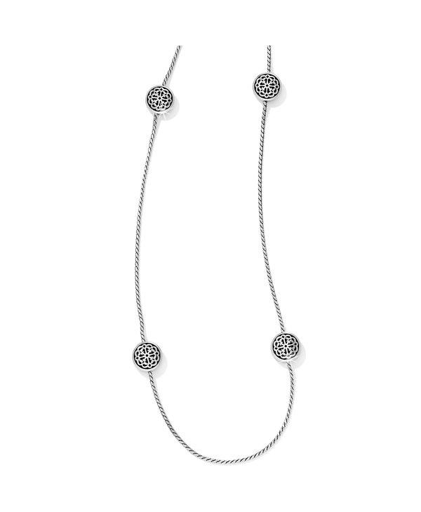 Ferrara Petite Long Necklace