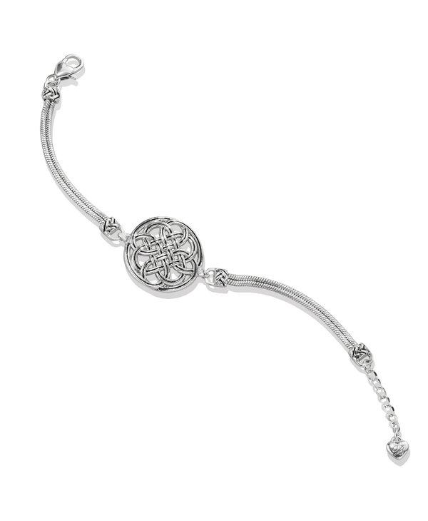 Interlok Medallion Bracelet