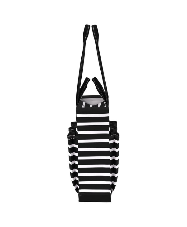 Pocket Rocket Tote Bag in Fleetwood Black