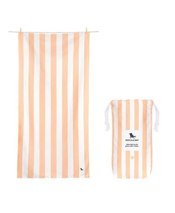 Cabana XL Towel in Positano Peach