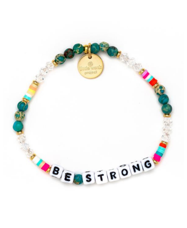 Be Strong in White Cali