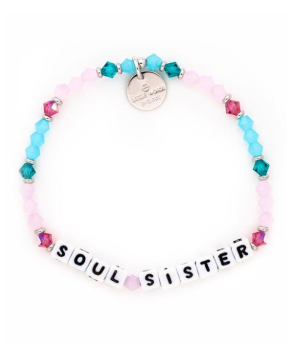 Soul Sister in White BFF