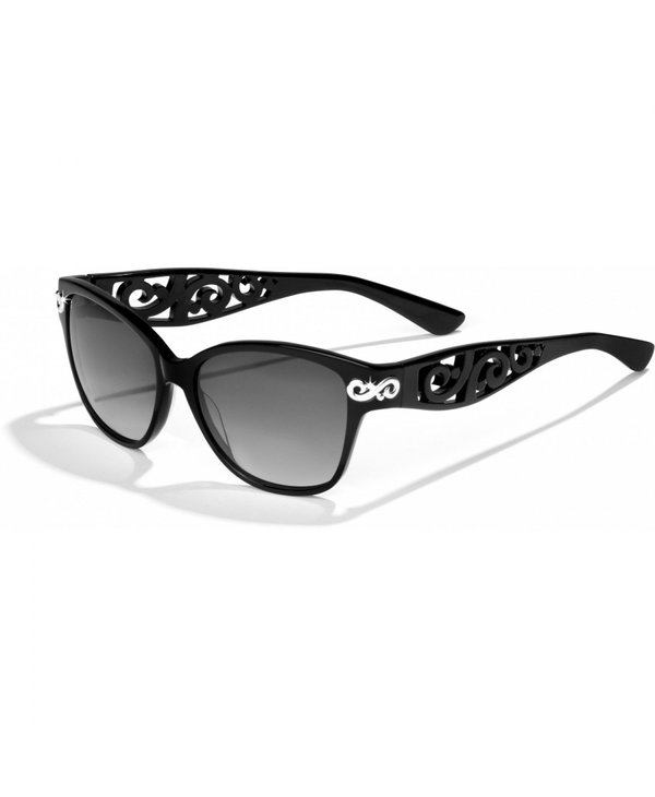 Contempo Chic Sunglasses in Black