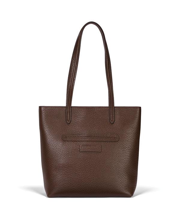 Giorno Tote Bag in Brown