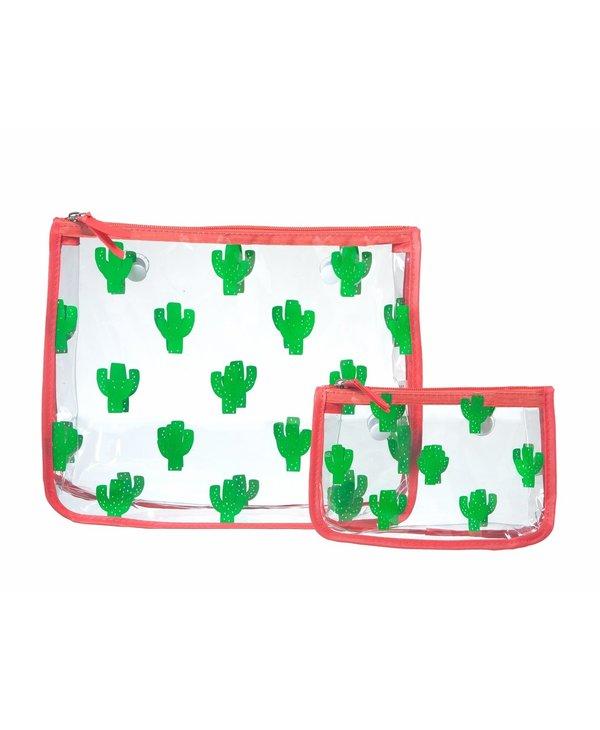 Cactus Decorative Insert Bags (Set of 2)