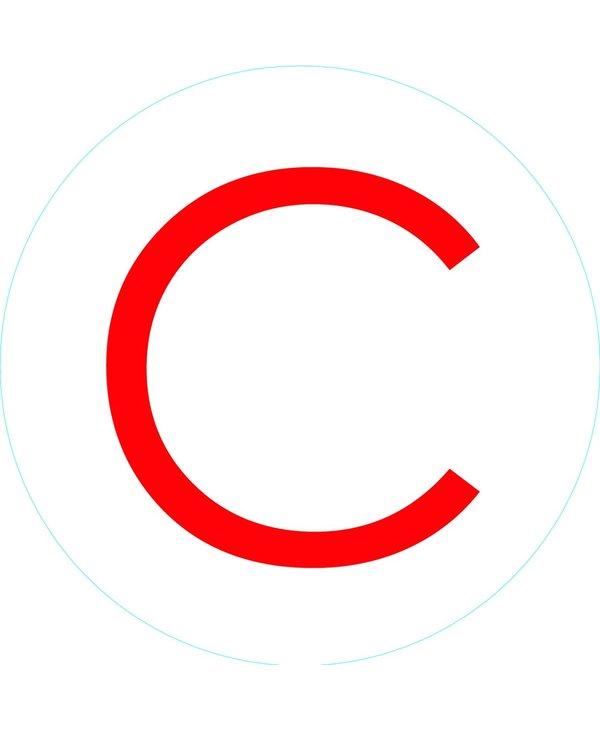 """Bogg Bit - Initial """"C"""""""