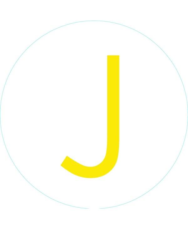 "Bogg Bit - Initial ""J"""