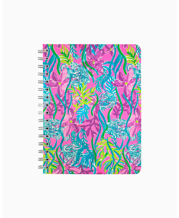 Mini Notebook in Party All The Tide