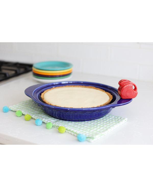 Fiesta Pie Plate & Pitcher Mini Set