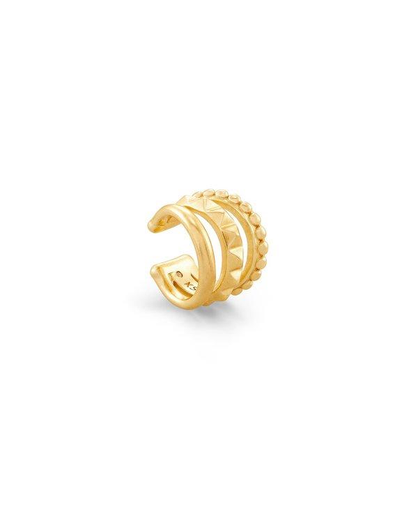 Shiva Ear Cuff in Gold