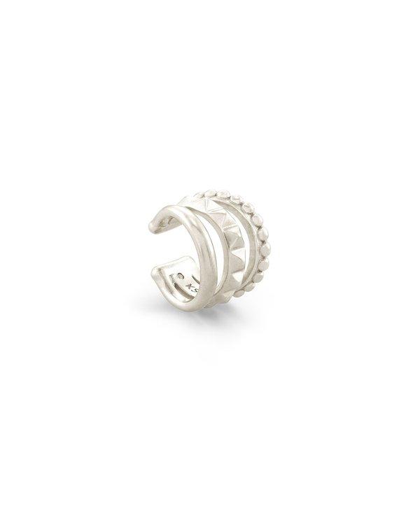 Shiva Ear Cuff in Silver