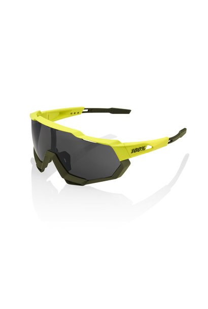 Speedtrap Soft Tact Banana Black Mirror Lens